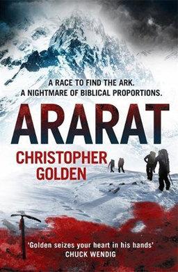 Ararat Christopher Golden-small