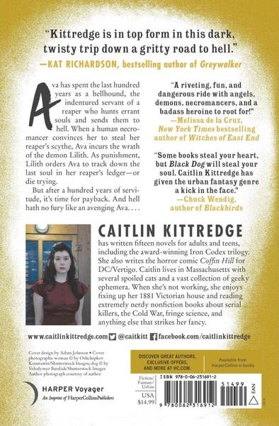 Black Dog Caitlin Kittredge-back-small