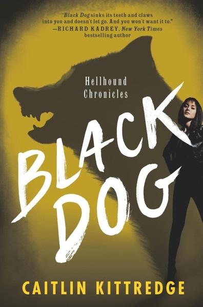Black Dog Caitlin Kittredge-small