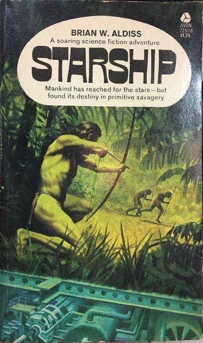 Brian Aldiss Starship Avon-mid