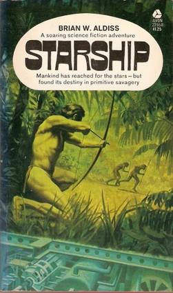 Brian Aldiss Starship Avon-small