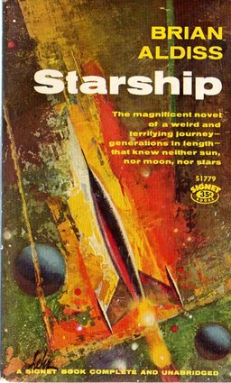 Brian Aldiss Starship Signet-small