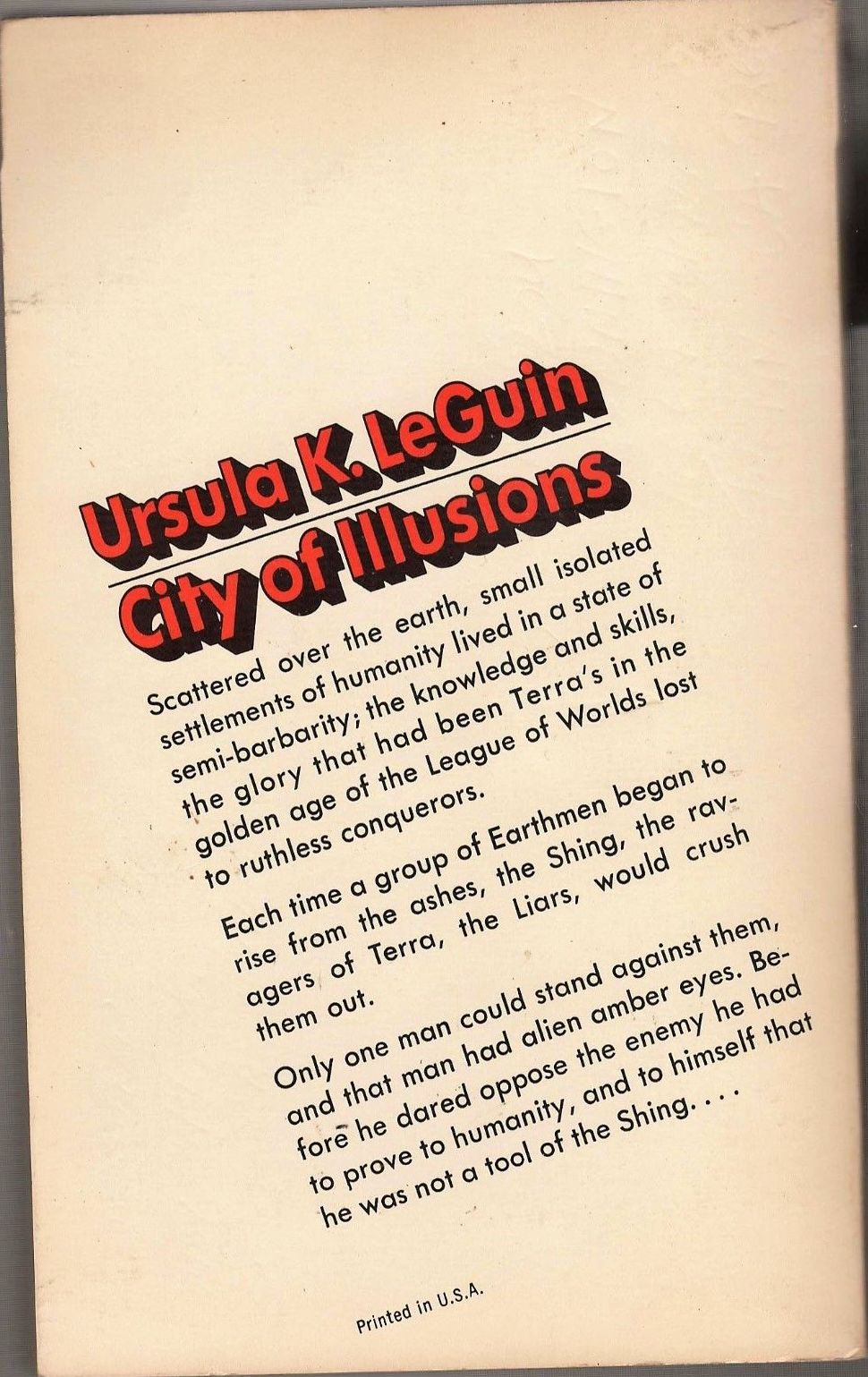 vaster than empires and more slow Read vaster than empires and more slow a story by ursula k le guin with rakuten kobo the recipient of numerous literary prizes, including the national book award, the kafka award, and the pushcart prize, u.