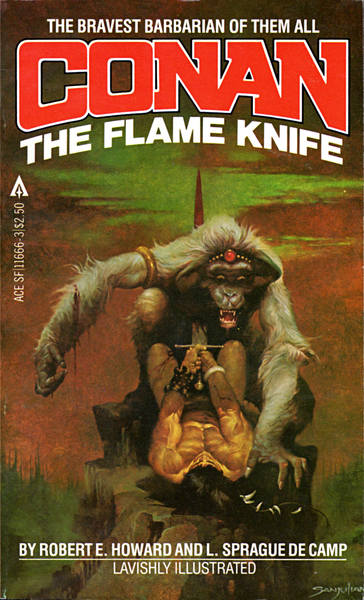 Conan the Flame Knife-small