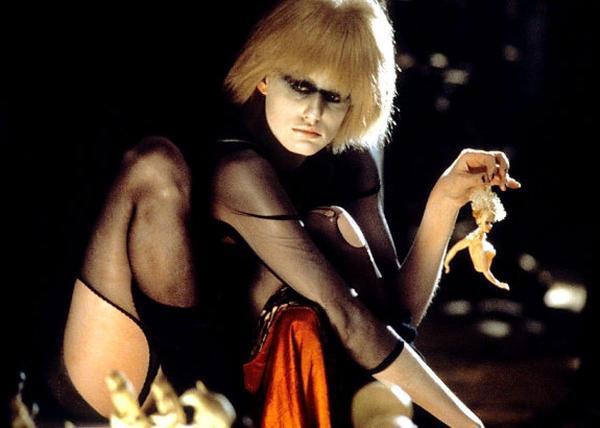 Darryl Hannah as Pris in Blade Runner-small