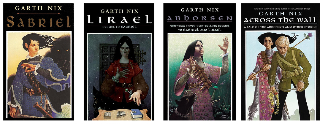 Gath Nix The Old Kingdom-small
