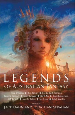Legends of Australian Fantasy-small