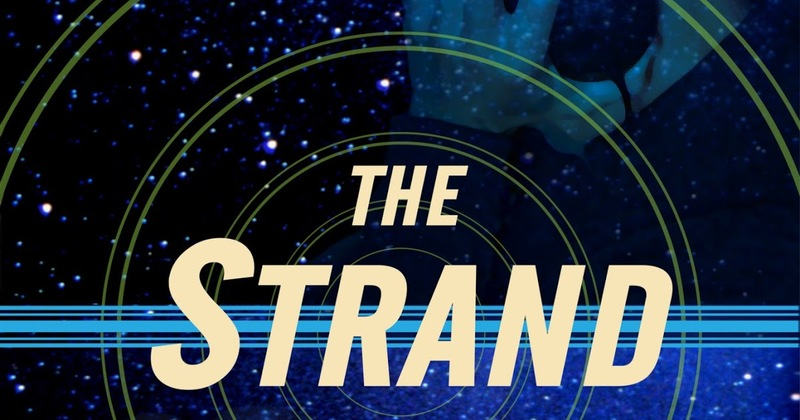 Literary Wonder & Adventure Show EPISODE 5 The Strand-small