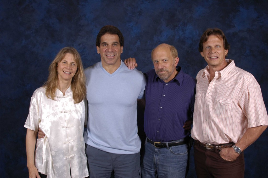 Mark-Singer-Lindsay-Wagner-Lou-Ferrigno-Kenneth-Johnson-Q-and-A
