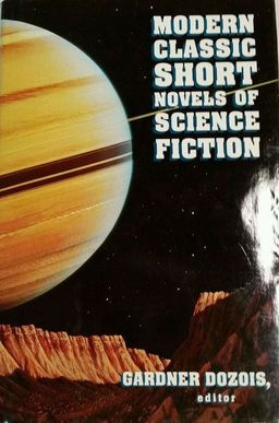 Modern Classic Short Novels of Science Fiction-small