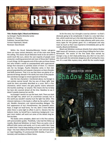Occult Detective Quarterly 2 Reviews-small