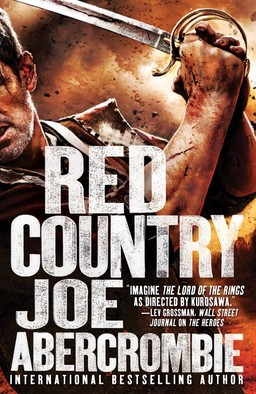 Red Country by Joe Abercrombie-small