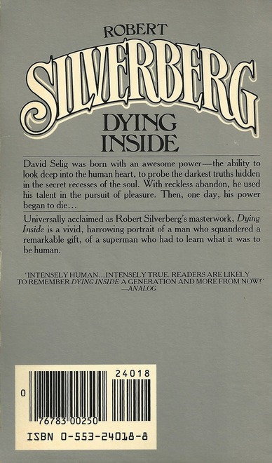 Robert Silverberg Dying Inside-back-small