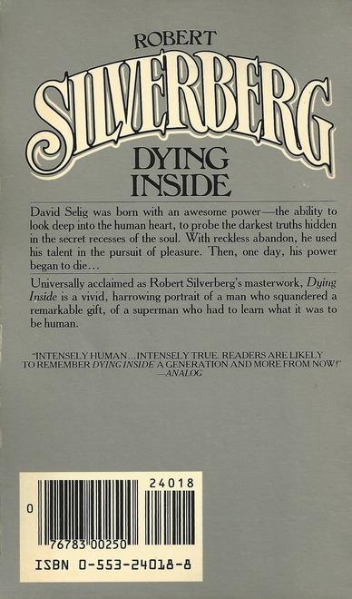 Robert Silverberg Dying Inside-back-small