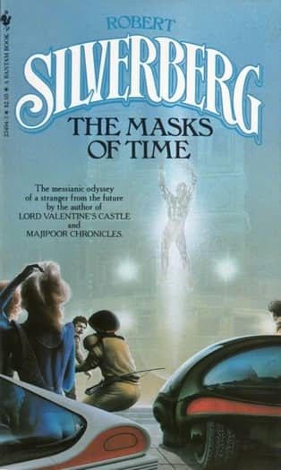 Robert Silverberg The Mask of Time Bantam-small