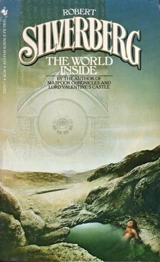Robert Silverberg The World Inside Bantam-small