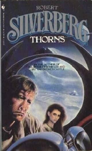 Robert Silverberg Thorns Bantam-small