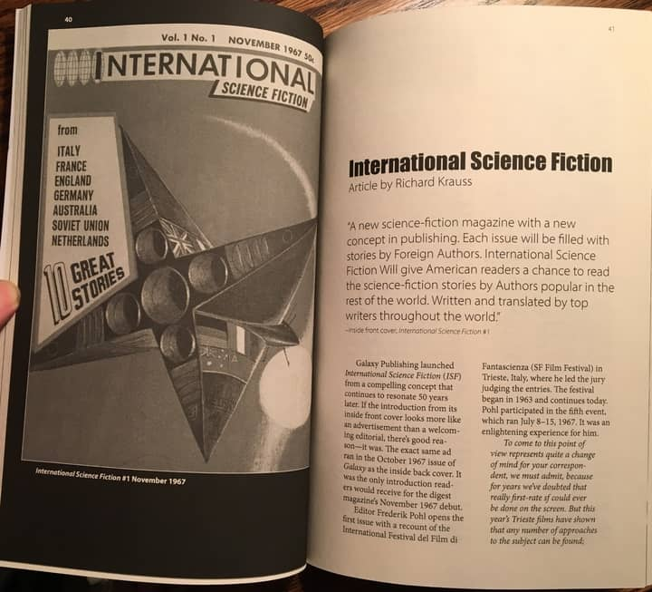 The Digest Enthusiast 6 June 2017 International Science Fiction-small