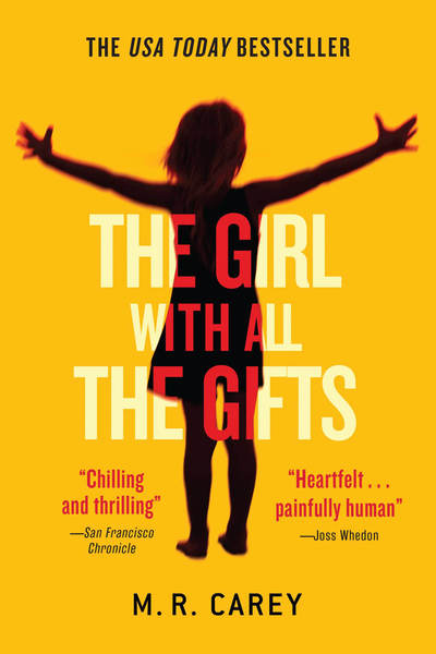 The Girl With all the Gifts novel-small