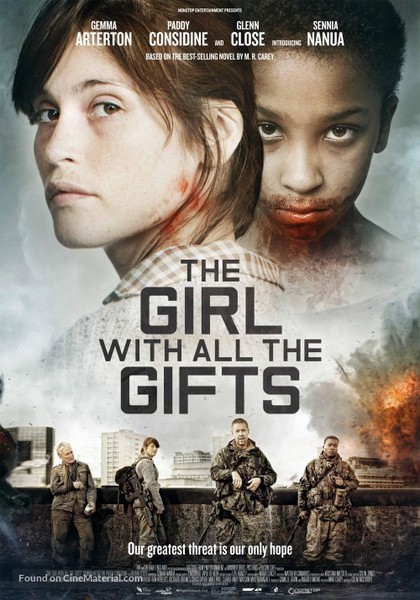 The Girl With all the Gifts poster-small