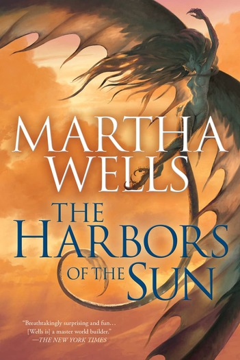 The Harbors of the Sun Martha Wells-small