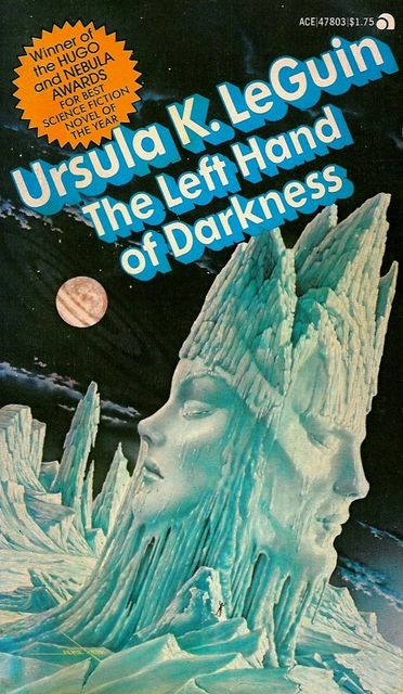 The Left Hand of Darkness-small