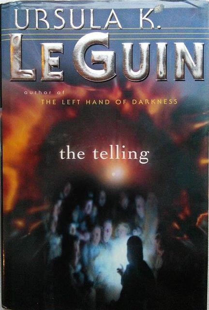 The Telling Ursula Le Guin-small