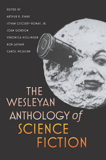 The Wesleyan Anthology of Science Fiction-small