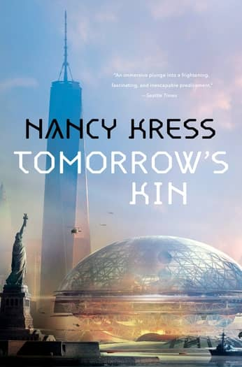 Tomorrow's Kin Nancy Kress-small