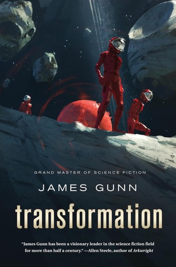 Transformation James Gunn-small