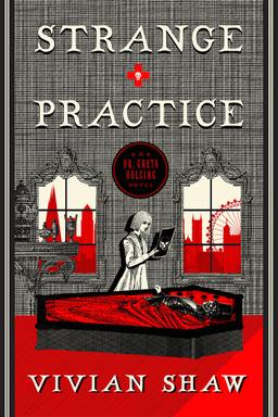 Vivian Shaw Strange Practice-small