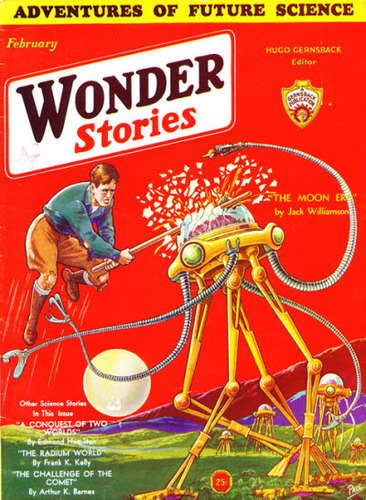 Wonder Stories February 1932-small