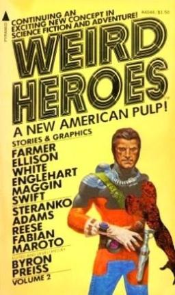 Weird Heroes Volume 2