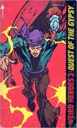 Weird Heroes Volume 3