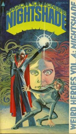 Weird Heroes Volume 4