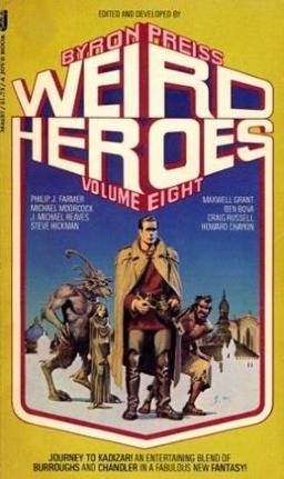 Weird Heroes Volume 8