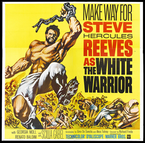 white-warrior-1959-poster
