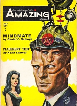 Amazing Stories July 1964-small