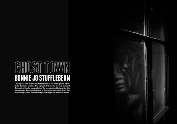 Black Static July August 2017 Ghost Town by Bonnie Jo Stufflebeam