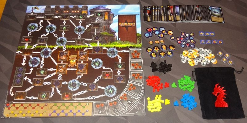 Clank! contents-small