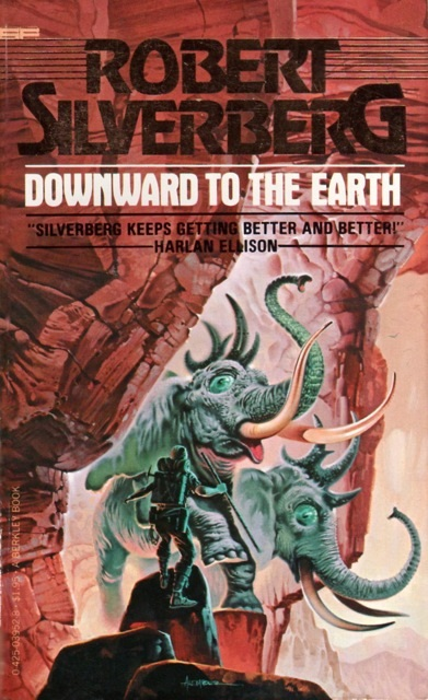 Downward to the Earth Paul Alexander-small
