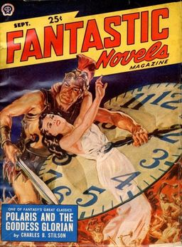 Fantastic Novels September 1950-small
