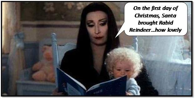 Goth Chick Chas Kline