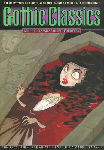 Gothic Classics Graphic Classics Volume 14-small
