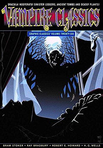 Graphic Classics Volume 26 Vampire Classics