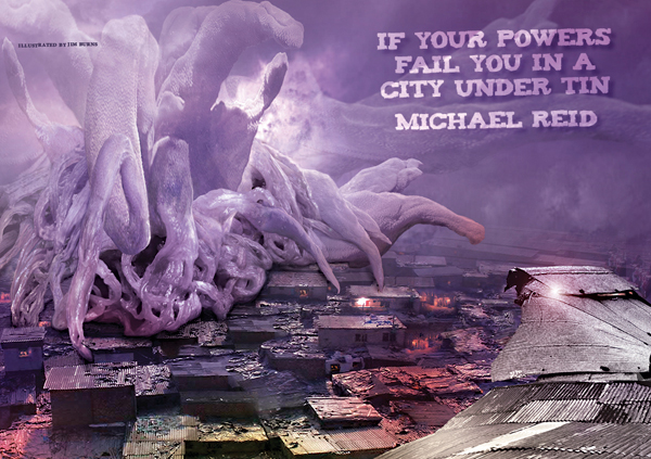 Interzone 271 If Your Powers Fail You in a City Under Tin