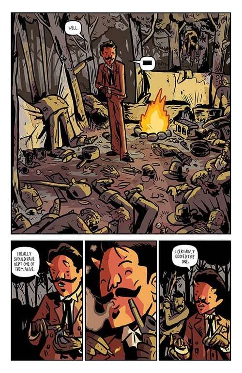 Rock Candy Mountain Volume One page 2-small