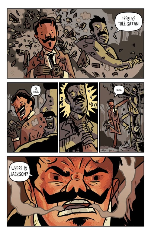 Rock Candy Mountain Volume One page 3-small
