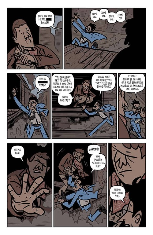 Rock Candy Mountain Volume One page 6-small