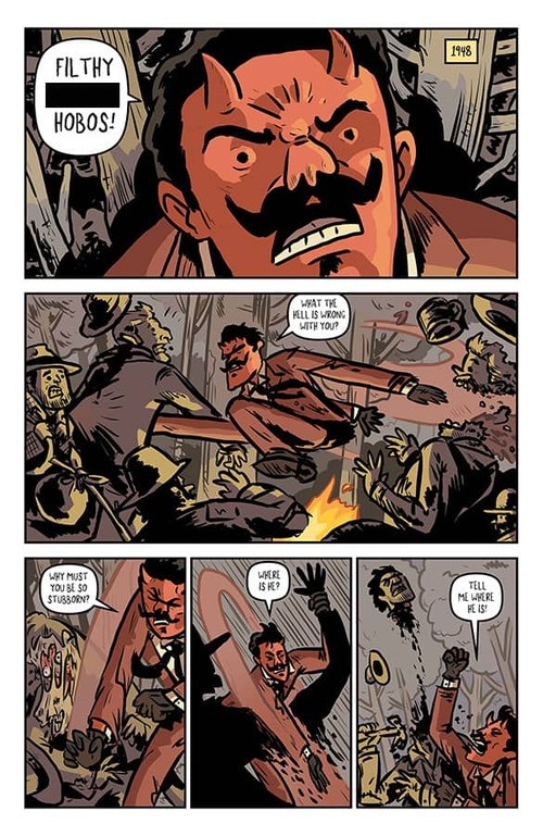 Rock Candy Mountain Volume One page-small